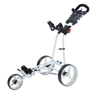 BIG MAX Golf TI 1000 Autofold 3 Rad Push Trolley – Bild 1