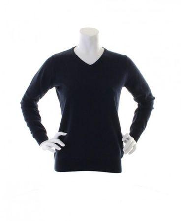 Ladies V-Pullover - Perfekt ausgestattet für den Golfplatz! – Bild 4