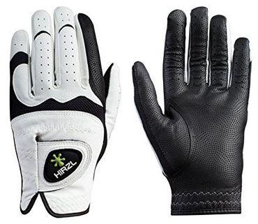 HIRZL Golf Gloves der perfekte Golfhandschuh Trust Hybrid Feel Plus+ Kombiniert Griff und Gefühl