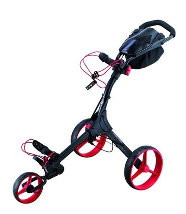 BIG MAX IQ+ Golftrolley Cart – Bild 3