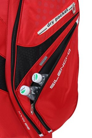 BIG MAX Silencio 2 Organizer Golf Cartbag – Bild 8