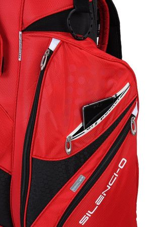 BIG MAX Silencio 2 Organizer Golf Cartbag – Bild 10