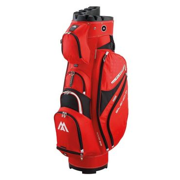 BIG MAX Silencio 2 Organizer Golf Cartbag – Bild 3