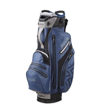 "BIG MAX Golf AQUA i-Dry Aqua V1 Cartbag V-Lock System 9"" – Bild 1"