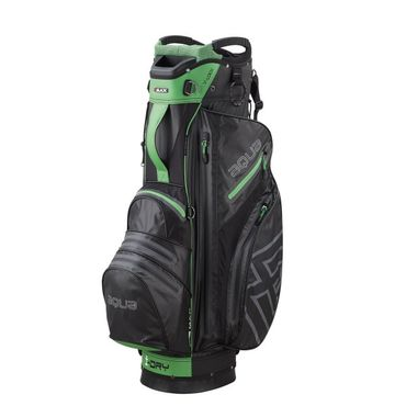 "BIG MAX Golf AQUA i-Dry Aqua V1 Cartbag V-Lock System 9"" – Bild 5"