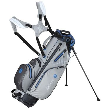 BIG MAX Golfbag Carrybag Aqua 8 Ultraleicht – Bild 1