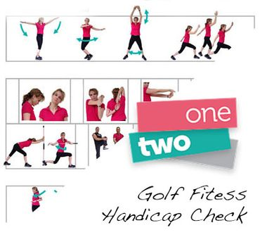 one two Golf Fitness Handicap Check – Bild 1