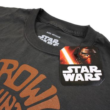 Star Wars Chewbacca Text T-Shirt – Bild 2
