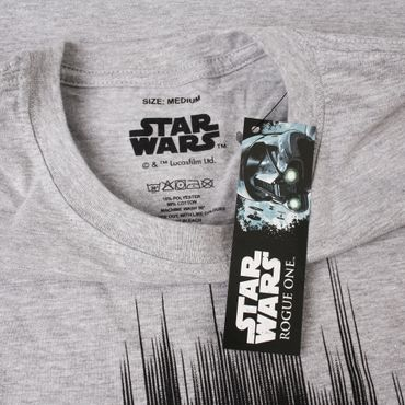 Star Wars Trooper Mask T-Shirt – Bild 2