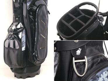 EMPORIO ARMANI EA7 Golfstandbag – Bild 2