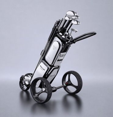 Decolt - Golfbag/Trolley Kombination  – Bild 3