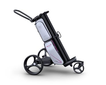 Decolt - Golfbag/Trolley Kombination