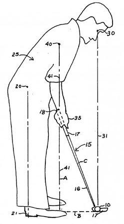 Golfschläger Fitting Verlängerung – Bild 1