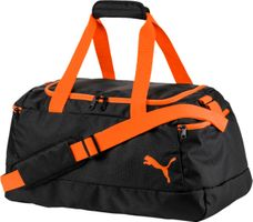 Puma Sporttasche Teambag Pro Training II KA Trainingstasche Schwarz/Orange Neu