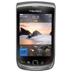 Blackberry Torch 9800 schwarz B-WARE!