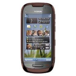 Nokia C7-00 Smartphone  mahogany brown B-WARE