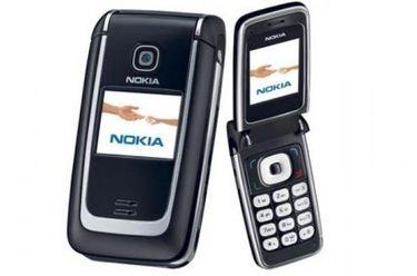 NOKIA 6136 black