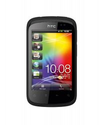 HTC Explorer Smartphone smart schwarz