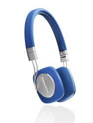 B&W P3 Ultraleicht HiFi-Kopfhörer Blue B-Ware