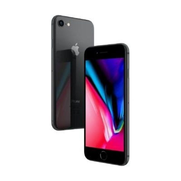 apple iphone 8 space grau 256 gb neuwertig ebay. Black Bedroom Furniture Sets. Home Design Ideas