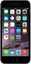 Apple iPhone 6s Smartphone 32GB silver Neuware