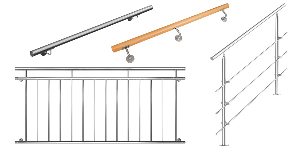 Lagento Shop - Geländer und Handläufe