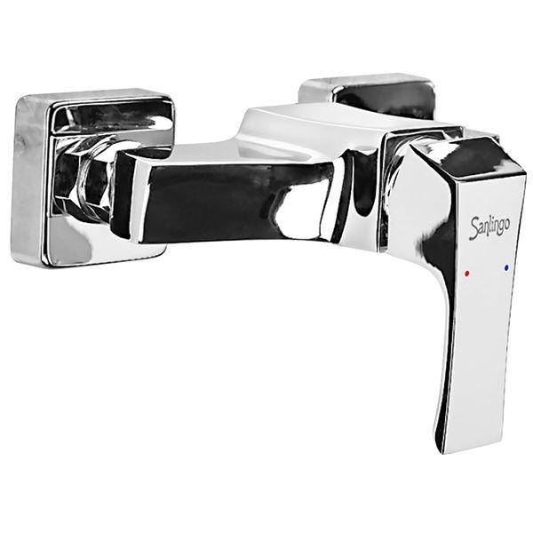 Armatur Wasserhahn Spültisch Mischbatterie Bad Dusche Waschbecken Auswahl Sanlingo – Bild 6