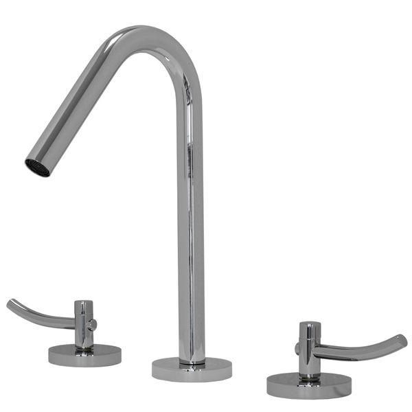 Armatur Wasserhahn Badewanne Mischbatterie Bad Dusche Waschbecken Auswahl Sanlingo – Bild 6