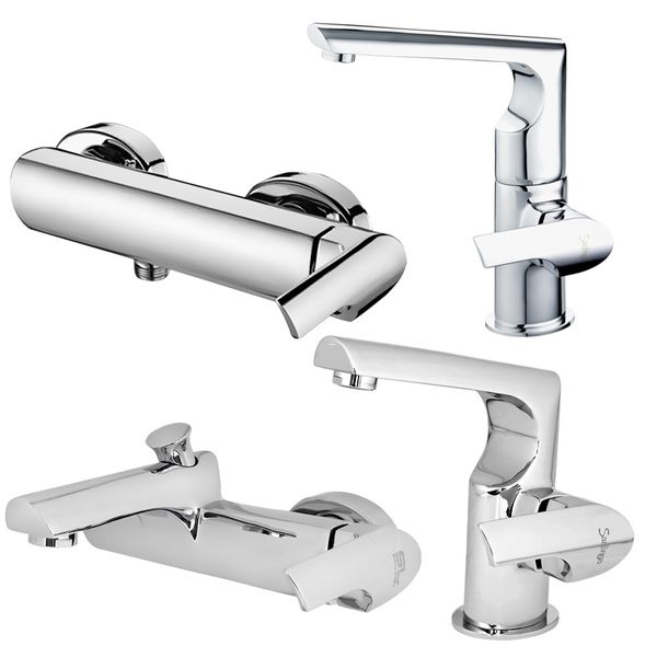 Tap Faucet Sink Mixer Tap Bathroom Shower Sink Selection Sanlingo – Bild 1