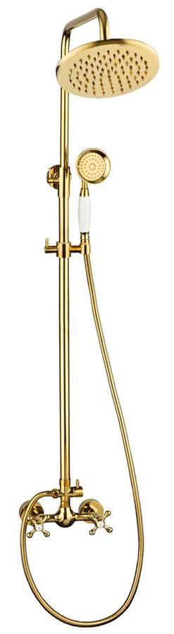 Tap Faucet Mixer Bath Tub Shower Gold Selection Sanlingo – Bild 7