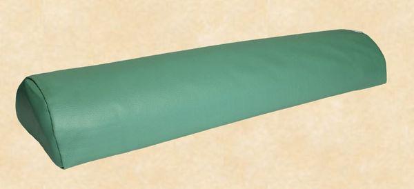 Halbrolle Knierolle Nackenrolle Massage Therapie Rolle Grün – Bild 3