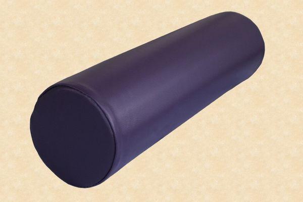 Knierolle Nackenrolle Massage Therapie Rolle Lagerungsrolle lila violett purple