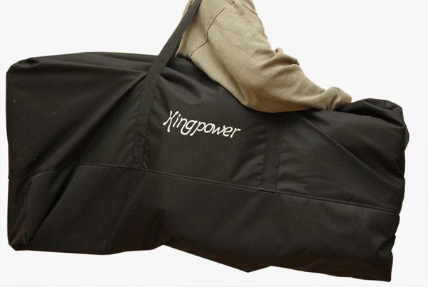 Massagestuhl mit Tasche CREME - TSGPS Kingpower – Bild 2
