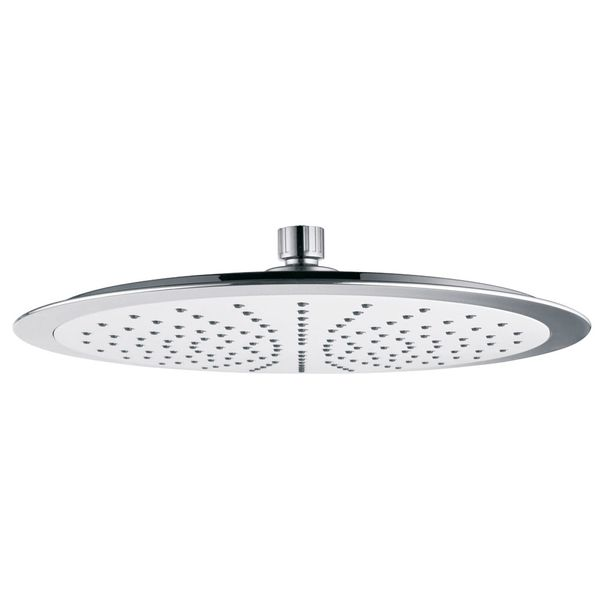 Design Rain shower head Round Diameter 30 cm Chrome Sanlingo – Bild 1