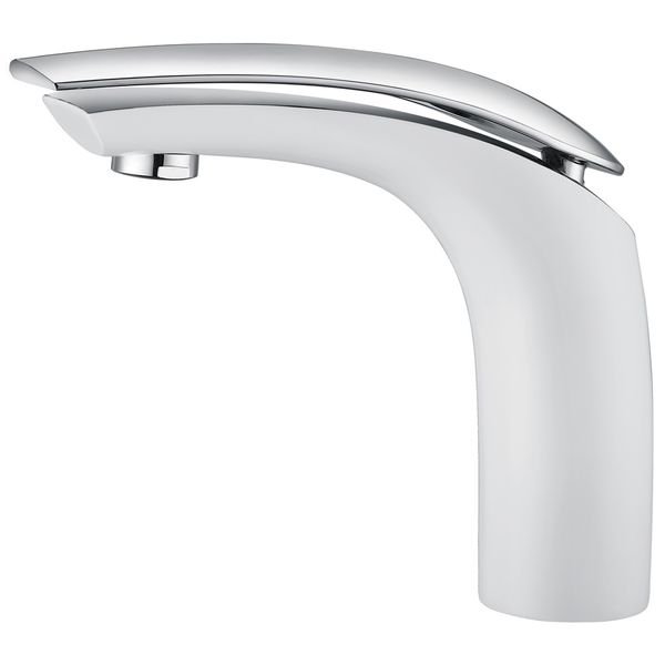 Wash Basin Single Lever Classic Water Tap Chrome Sanlingo  – Bild 1