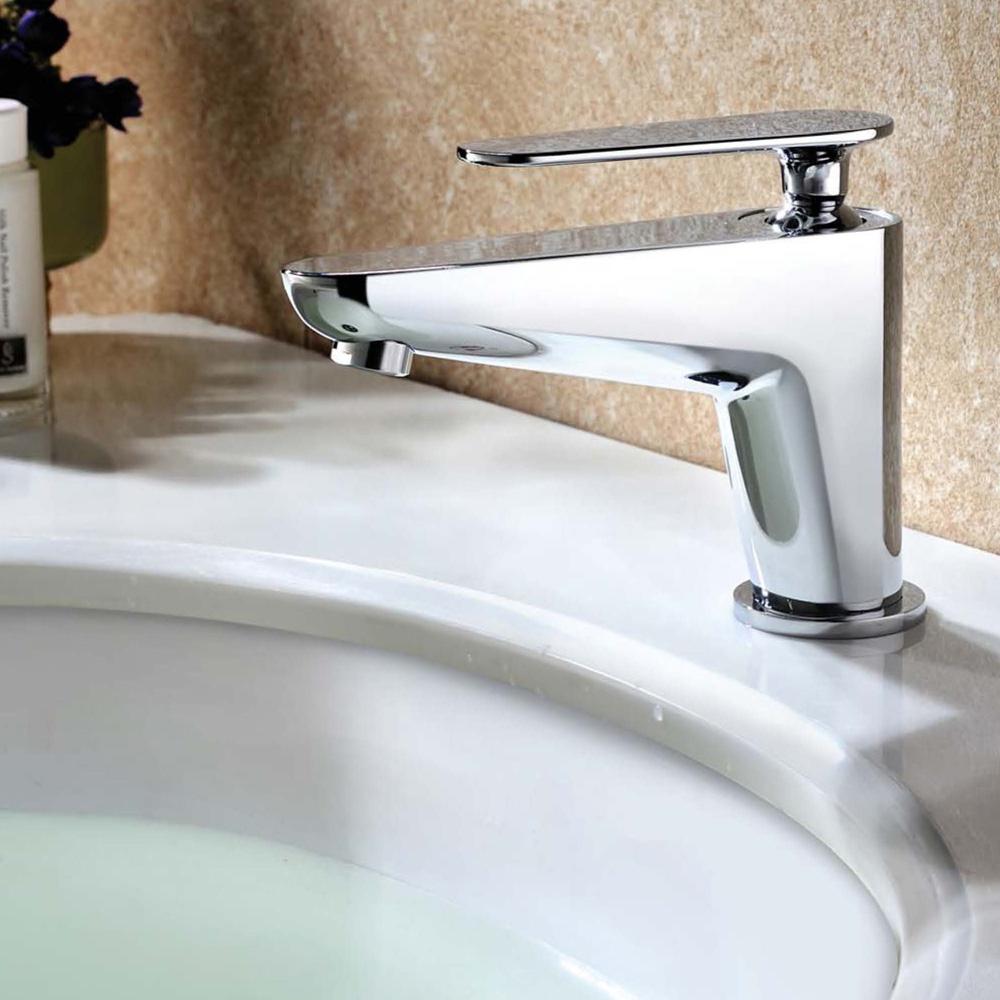 Moderne Bad Design Klassisch Einhebel Armatur Waschbecken Wasserhahn
