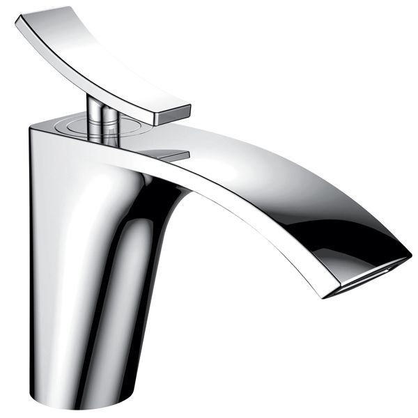 Modern Design Bath Single Lever Tap Mixer Chrome Sanlingo JARO