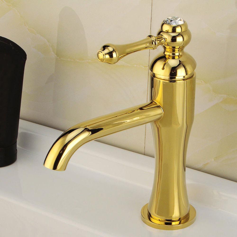 Retro Bad Waschschale Waschbecken Einhebelmischer Armatur Wasserhahn