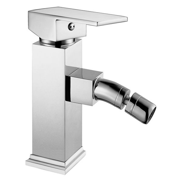 MANCHESTER Series Bath Water Tap Mixer Single Lever Chrome Wash Basin Bidet Sanlingo – Bild 1