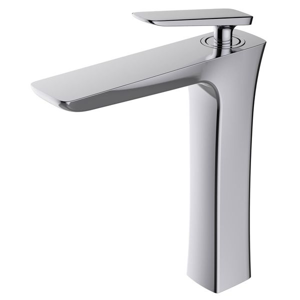 Modern Bathroom Wash Basin Sink Mono Tap Mixer Black EMIL Series Sanlingo – Bild 1