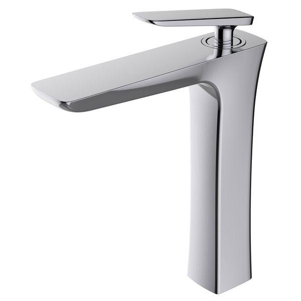 Waschbecken Waschtischarmatur Armatur Wasserhahn Mischbatterie Einhebelmischer Chrom Serie Emil Sanlingo