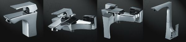 Designer Shower Mixer Taps Sanlingo Boston Line – Bild 5
