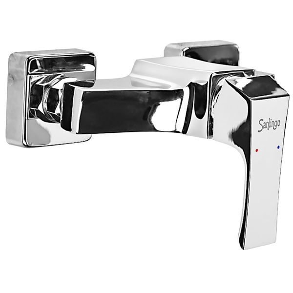 Designer Shower Mixer Taps Sanlingo Boston Line – Bild 2