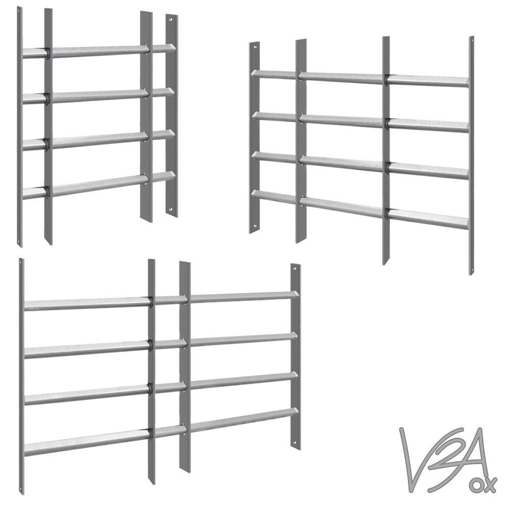 fenstergitter sicherheitsgitter einbruchschutz fenster. Black Bedroom Furniture Sets. Home Design Ideas