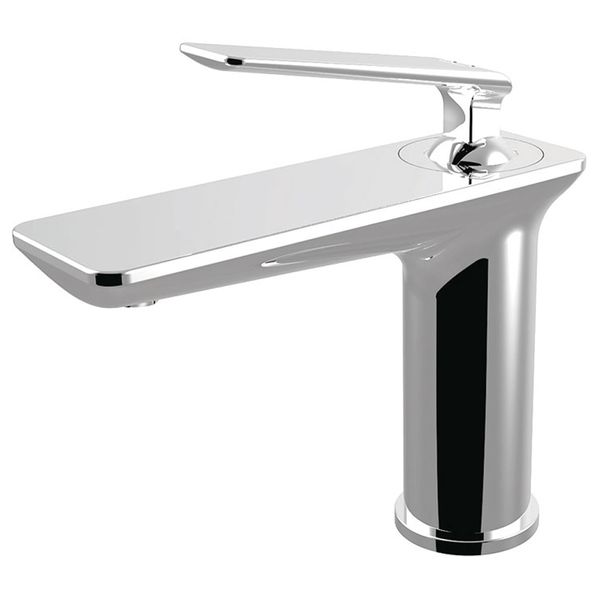 Modern Design Bath Single Lever Tap Mixer Chrome Sanlingo BILA – Bild 1