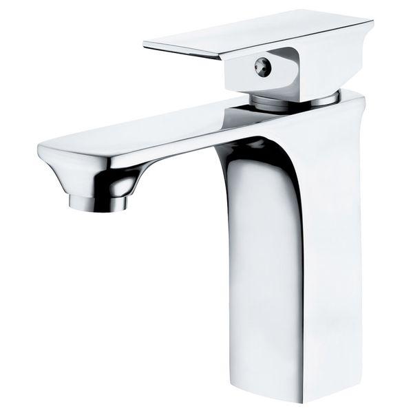 Sanlingo Modern Bathroom Wash Basin Sink Mono Tap Mixer Chrome OLIS Series – Bild 1
