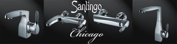 Sanlingo Designer Brause Armatur Dusch Armatur Serie Chicago – Bild 3