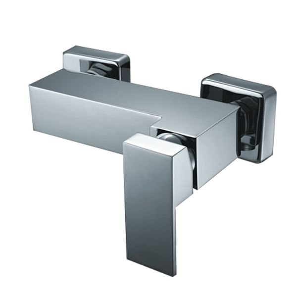Design Single Lever Faucet Shower Chrome High Gloss Sanlingo Manchester – Bild 2
