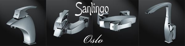Designer Shower Mixer Taps Sanlingo Oslo line – Bild 3
