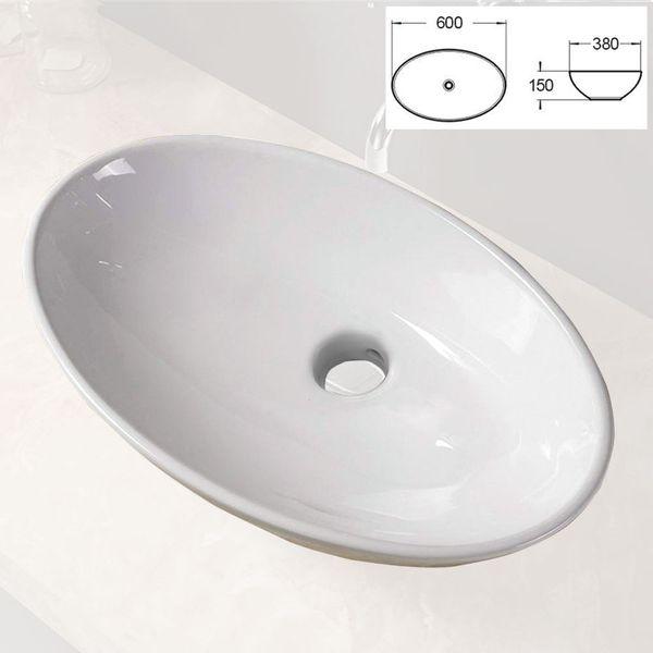 Nano Beschichtung Waschbecken Aufsatzwaschbecken Waschschale Waschtisch Waschplatz Auswahl Sanlingo – Bild 6